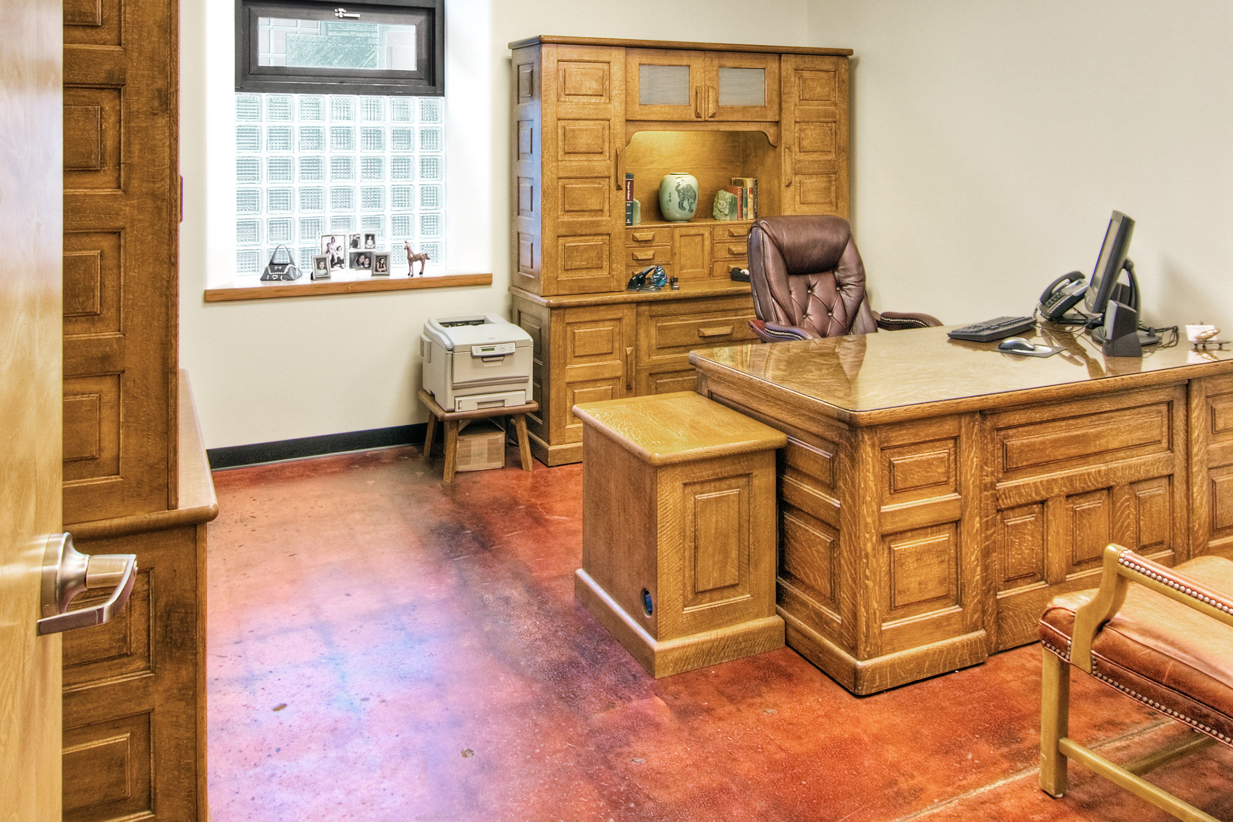 Duvall Interior Office Nir Pearlson Architect