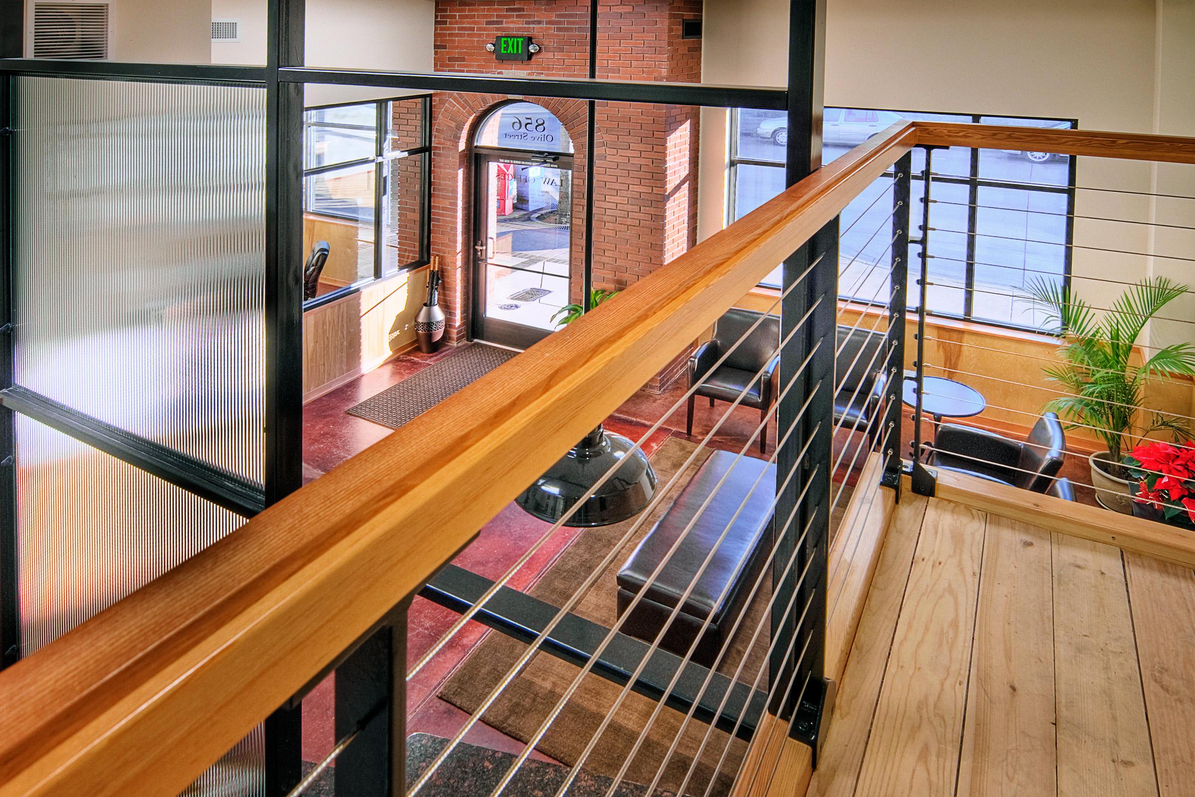 duvall-interior-upper-walkway | Nir Pearlson Architect